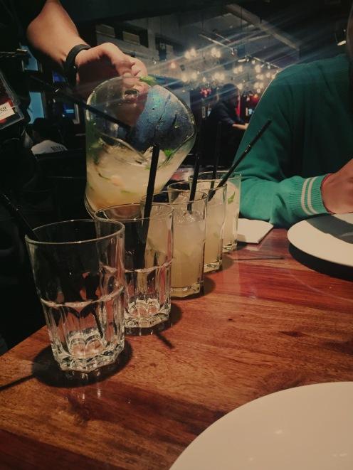 Litchee flavoured Cocktail